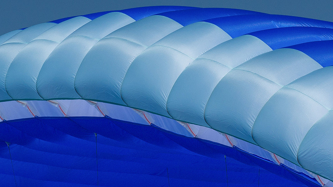 NOVA Performance Paragliders - Double 3D-shaping