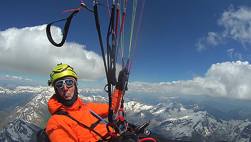 NOVA Performance Paragliders - Hike and fly