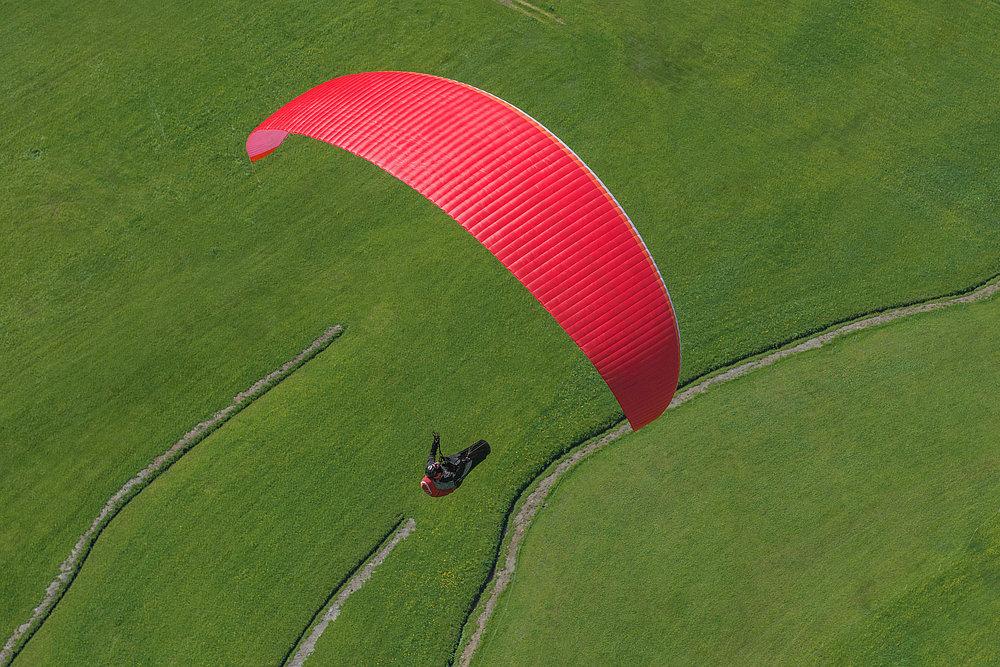 NOVA Performance Paragliders - PHANTOM