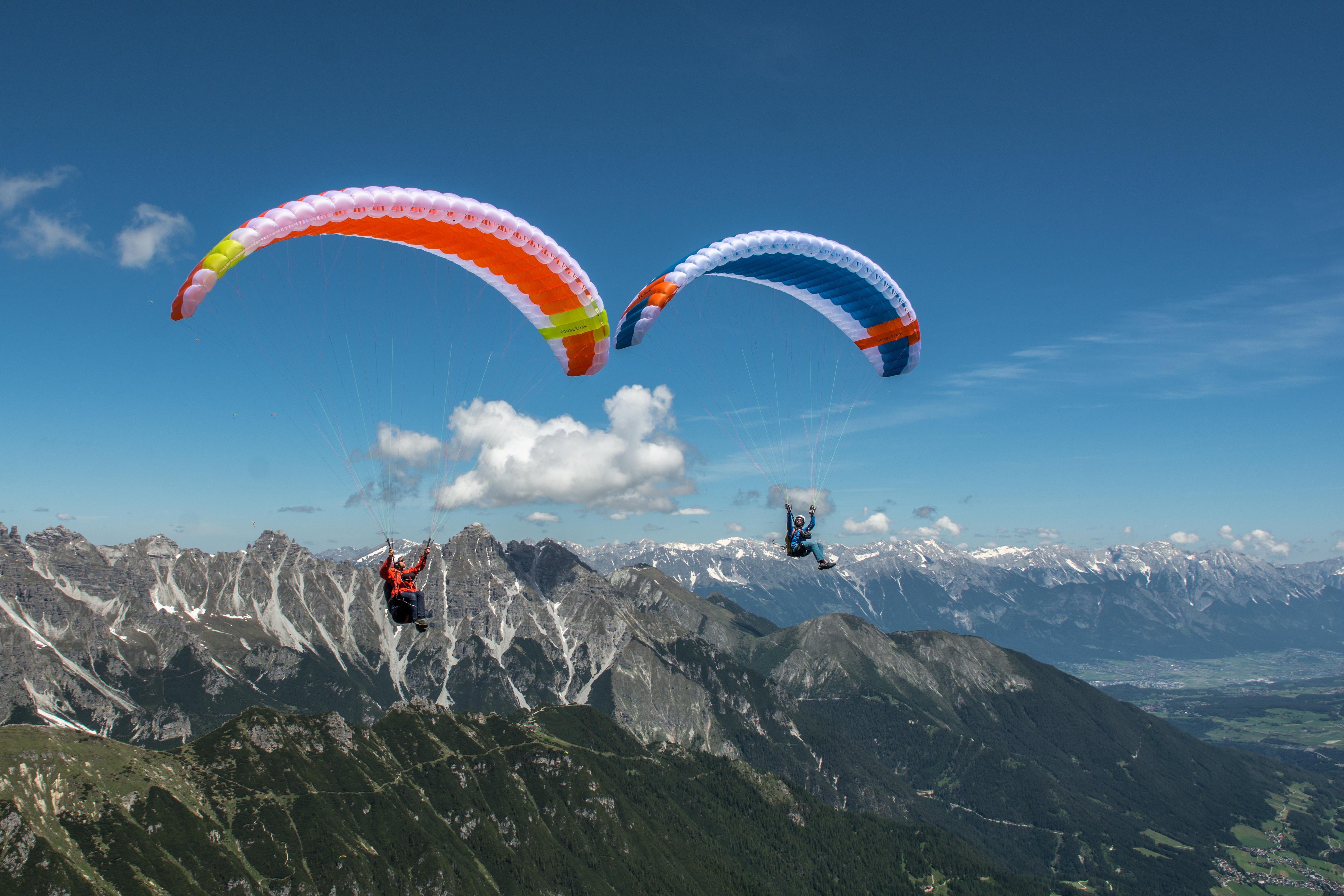NOVA Performance Paragliders - Home