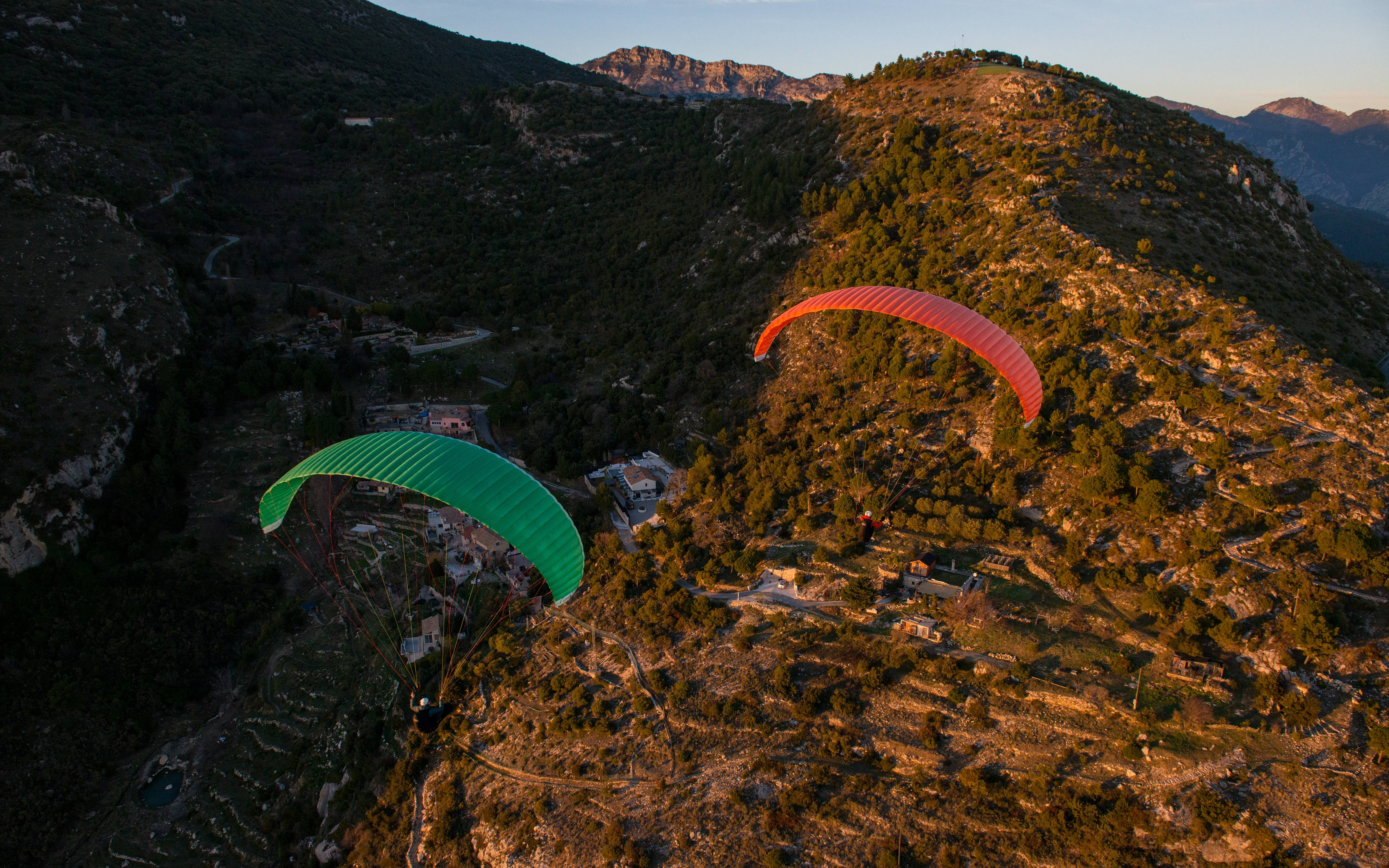 NOVA Performance Paragliders - Home