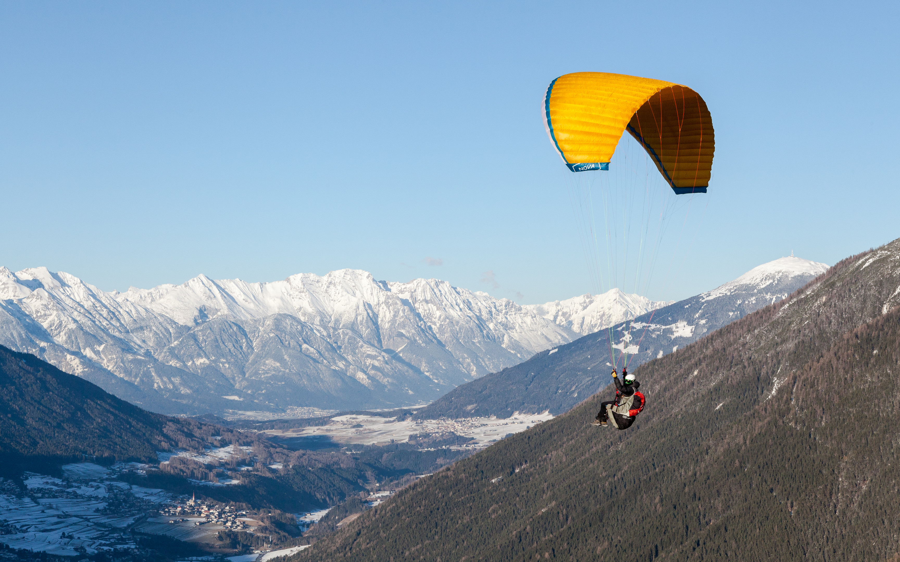 Nova performance paragliders prion 3 for Mynova